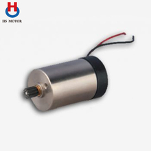 Coreless DC Motor HS-1215-1718-1625-Q
